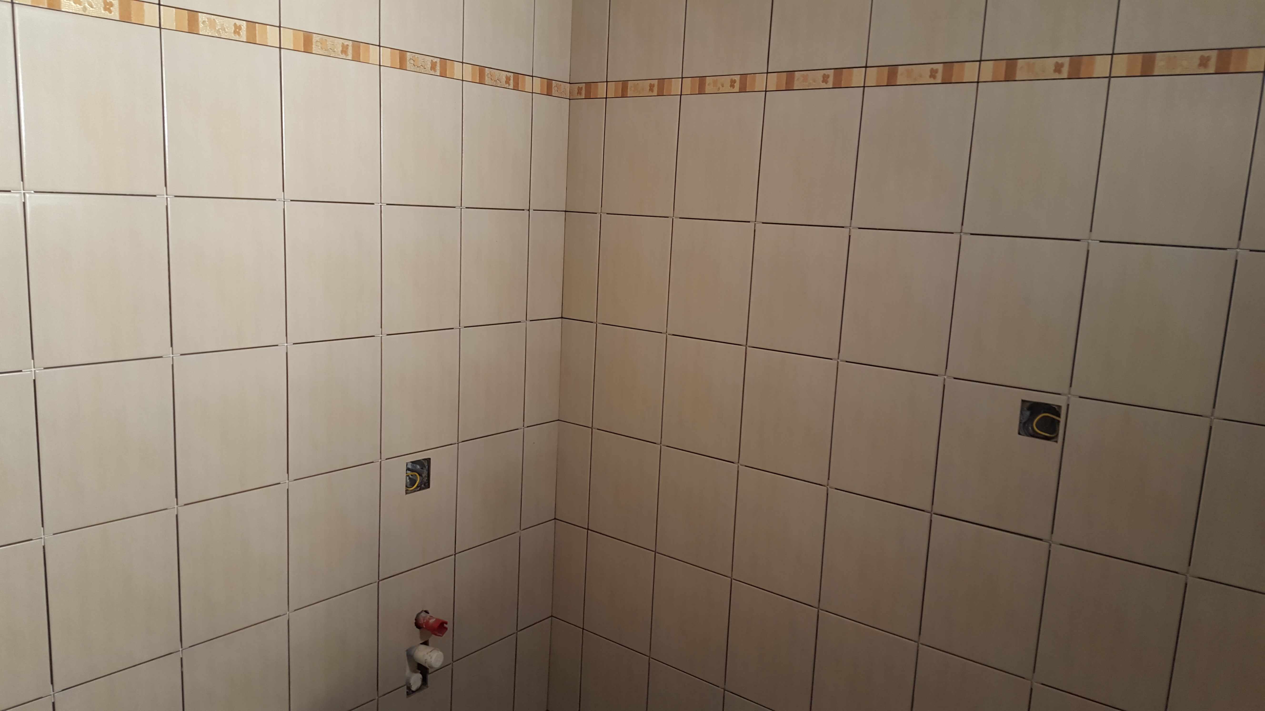 Obklady v koupelně